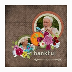 Thank You By Joely   Medium Glasses Cloth (2 Sides)   Fj4p4spbw6my   Www Artscow Com Front