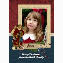 Christmas Cards/santa 7x5 Photo Cards By Mikki   5  X 7  Photo Cards   Uqa5afoy9g4b   Www Artscow Com 7 x5 Photo Card - 4