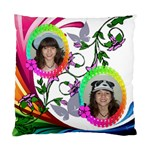 Color Wave Pillow two sides - Standard Cushion Case (Two Sides)