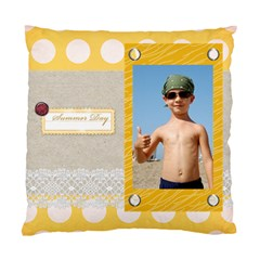 Summer By Joely   Standard Cushion Case (two Sides)   937mv2toxj3x   Www Artscow Com Back