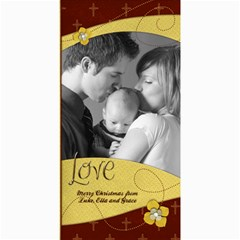 Love/christmas/religious 4x8 Photo Cards By Mikki   4  X 8  Photo Cards   Yop6fiap1vyo   Www Artscow Com 8 x4 Photo Card - 8