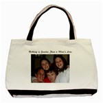Christine Mom - Basic Tote Bag (Two Sides)