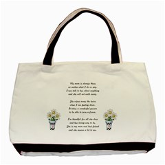 Christine Mom By Shelleyww42 Gmail Com   Basic Tote Bag (two Sides)   L2eibl8bptiw   Www Artscow Com Back