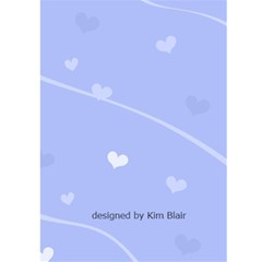 Congratulation On Your Wedding By Kim Blair   Greeting Card 5  X 7    U0vbhe4dxien   Www Artscow Com Back Cover
