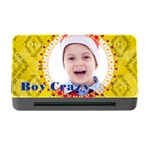 boy crazy - Memory Card Reader with CF (Rectangular)