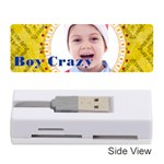 boy crazy - Memory Card Reader (Stick)