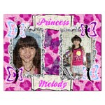 Princess Melody Puzzle - Jigsaw Puzzle (Rectangular)