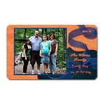 family magnet - Magnet (Rectangular)
