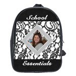 School Essentials Book bag - School Bag (Large)