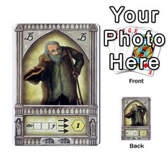 Notre Dame   Original Y Expansion   3 Copias By Doom18   Multi Purpose Cards (rectangle)   G2omai2clw0l   Www Artscow Com Front 45