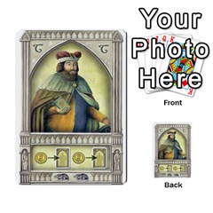 Notre Dame   Original Y Expansion Y Marrones   2 Copias By Doom18   Multi Purpose Cards (rectangle)   Vt6btk65lnk3   Www Artscow Com Front 51