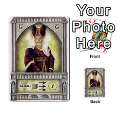 Notre Dame   Original Y Expansion Y Marrones   2 Copias By Doom18   Multi Purpose Cards (rectangle)   Vt6btk65lnk3   Www Artscow Com Front 13
