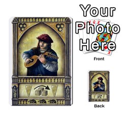 Notre Dame   Original Y Expansion Y Marrones   2 Copias By Doom18   Multi Purpose Cards (rectangle)   Vt6btk65lnk3   Www Artscow Com Front 25