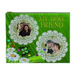 My Best Friend Cosmetic Bag (XL)