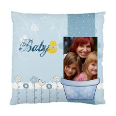 Baby By Jacob   Standard Cushion Case (two Sides)   5gw9oqxixlue   Www Artscow Com Back