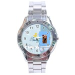 baby - Stainless Steel Analogue Watch