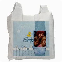 Baby By Jacob   Recycle Bag (two Side)   Uchthy3eydk0   Www Artscow Com Front