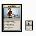 Jarrad Cards - Multi-purpose Cards (Rectangle)
