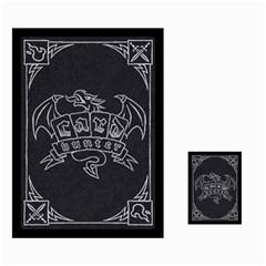 Jarrad Cards By Benjamin Lee   Multi Purpose Cards (rectangle)   Hzqxxj0ui9dc   Www Artscow Com Back 14