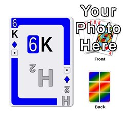 Rainbow Deck V2 0 Deck 2 By Changcai   Playing Cards 54 Designs   Bxpdo2h5wgo2   Www Artscow Com Front - Club2