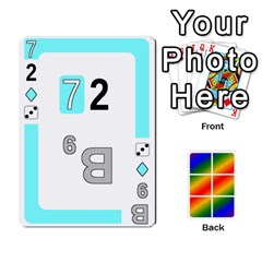 Rainbow Deck V2 0 Deck 2 By Changcai   Playing Cards 54 Designs   Bxpdo2h5wgo2   Www Artscow Com Front - Club4