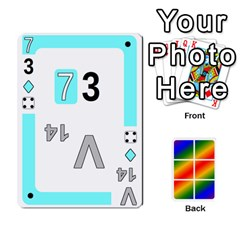 Rainbow Deck V2 0 Deck 2 By Changcai   Playing Cards 54 Designs   Bxpdo2h5wgo2   Www Artscow Com Front - Club5