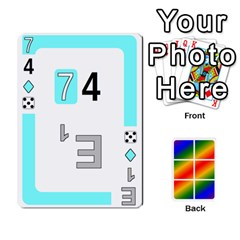 Rainbow Deck V2 0 Deck 2 By Changcai   Playing Cards 54 Designs   Bxpdo2h5wgo2   Www Artscow Com Front - Club6