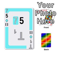 Rainbow Deck V2 0 Deck 2 By Changcai   Playing Cards 54 Designs   Bxpdo2h5wgo2   Www Artscow Com Front - Club7