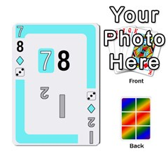 Rainbow Deck V2 0 Deck 2 By Changcai   Playing Cards 54 Designs   Bxpdo2h5wgo2   Www Artscow Com Front - Club10