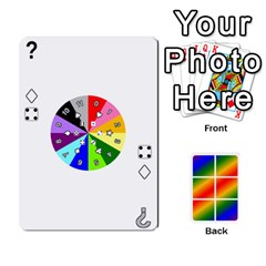 Rainbow Deck V2 0 Deck 2 By Changcai   Playing Cards 54 Designs   Bxpdo2h5wgo2   Www Artscow Com Front - Joker2