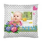 baby - Cushion Case (One Side)