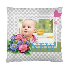 Baby By Joely   Standard Cushion Case (two Sides)   Ku70pn3yf01e   Www Artscow Com Back