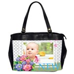 baby - Oversize Office Handbag (Two Sides)