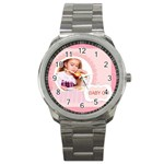 baby girl - Sport Metal Watch