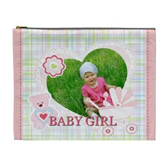 Baby By Jacob   Cosmetic Bag (xl)   Xowreet3bfwm   Www Artscow Com Front