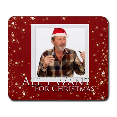 Xmas By May   Large Mousepad   Vlv5aa7kdwmi   Www Artscow Com Front