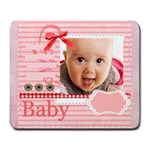 baby - Large Mousepad