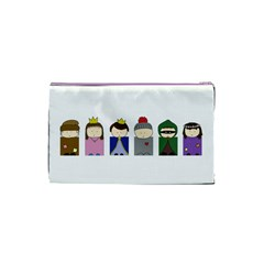 Ftinp Bag By Rubén Aguilera Nieto   Cosmetic Bag (small)   85ztpgiypmt1   Www Artscow Com Back