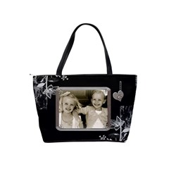 Mom By Michelle Reichenberger   Classic Shoulder Handbag   56qk11dd02xh   Www Artscow Com Back
