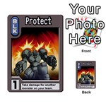 Monster Rancher 4 - Multi-purpose Cards (Rectangle)