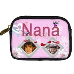 Nana Digital Camera Leather Case