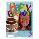 happy birthday - Apple iPad 3/4 Hardshell Case