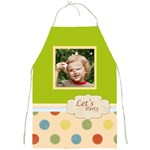 party - Full Print Apron