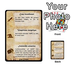 Deck Dk2 By Yoyo   Multi Purpose Cards (rectangle)   Uagp0hnwk54y   Www Artscow Com Front 8