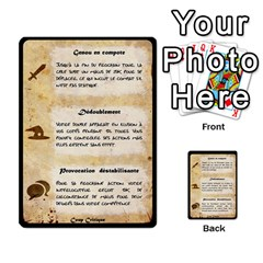 Deck Dk2 By Yoyo   Multi Purpose Cards (rectangle)   Uagp0hnwk54y   Www Artscow Com Front 11