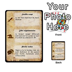 Deck Dk2 By Yoyo   Multi Purpose Cards (rectangle)   Uagp0hnwk54y   Www Artscow Com Front 12