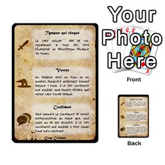 Deck Dk2 By Yoyo   Multi Purpose Cards (rectangle)   Uagp0hnwk54y   Www Artscow Com Front 16