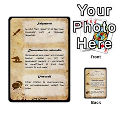 Deck Dk2 By Yoyo   Multi Purpose Cards (rectangle)   Uagp0hnwk54y   Www Artscow Com Front 17