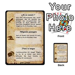 Deck Dk2 By Yoyo   Multi Purpose Cards (rectangle)   Uagp0hnwk54y   Www Artscow Com Front 20