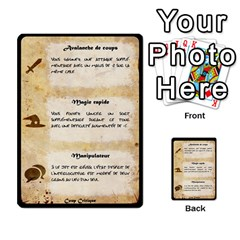Deck Dk2 By Yoyo   Multi Purpose Cards (rectangle)   Uagp0hnwk54y   Www Artscow Com Front 3